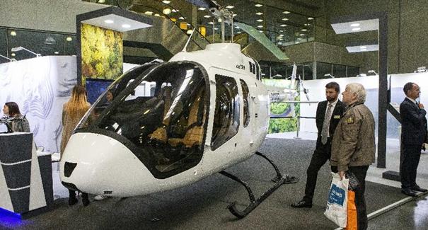 莫斯科:直升機工業展