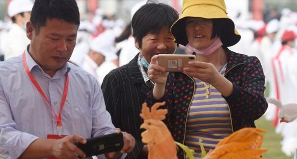 中國農民豐收節安徽主會場活動在泗縣舉行