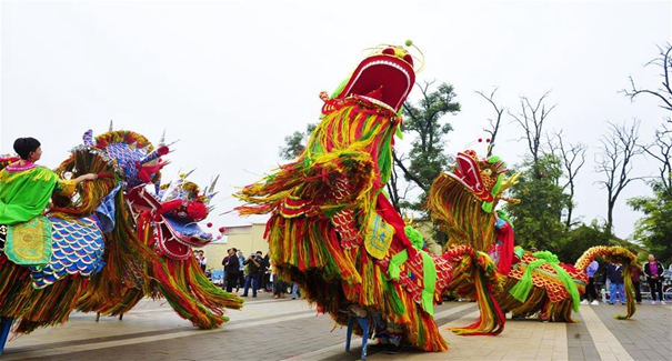河北滄州:第六屆京津冀非遺聯展