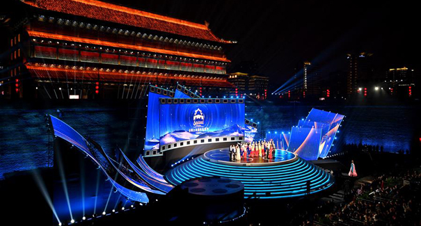 第七屆絲綢之路國際電影節開幕