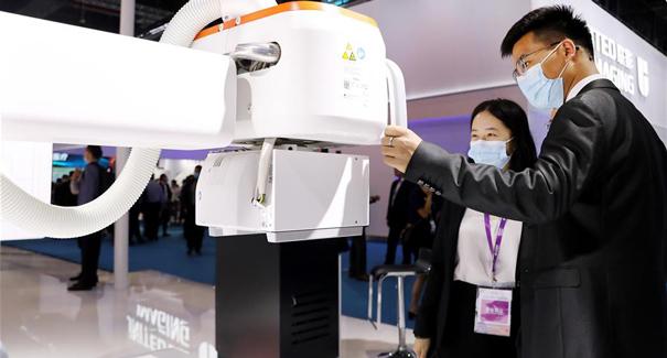 中國國際醫療器械博覽會在滬開幕