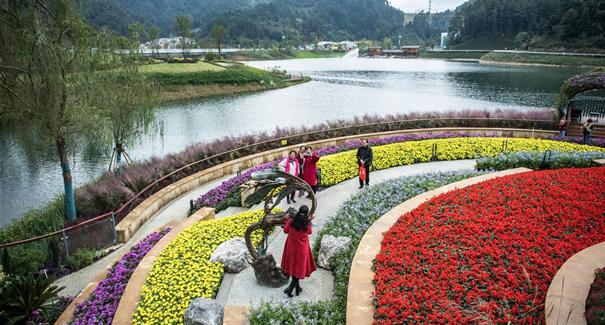 以自然之道,養萬物之生——第四屆中國綠化博覽會亮點掃描