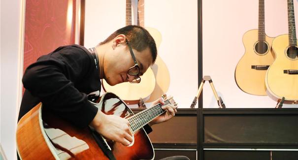 中國(上海)國際樂器展覽會開幕