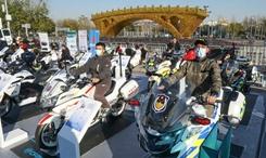 第十屆中國國際警用裝備博覽會展示警用新裝備