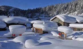 中国雪乡 冬日童话