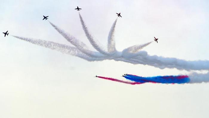馬耳他舉辦國際航空展