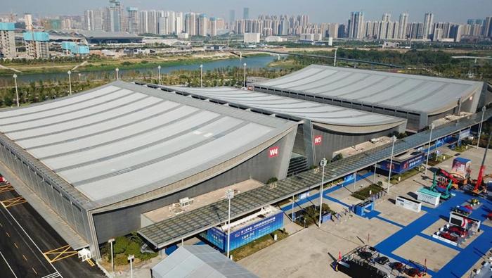 第二屆中國-非洲經貿博覽會在湖南長沙開幕