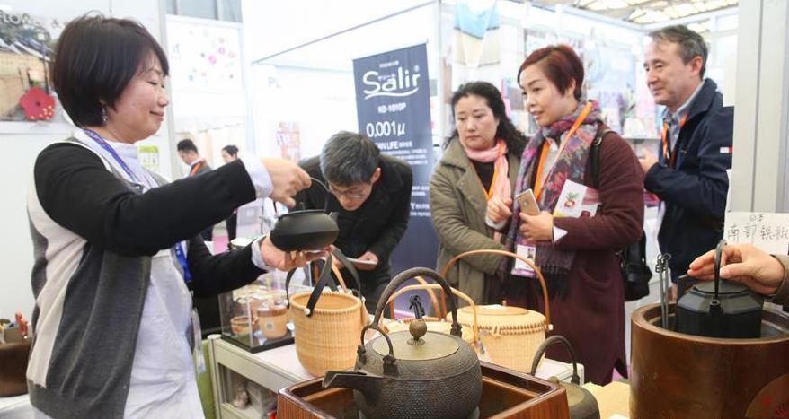 第27屆中國華東進出口商品交易會在滬舉辦