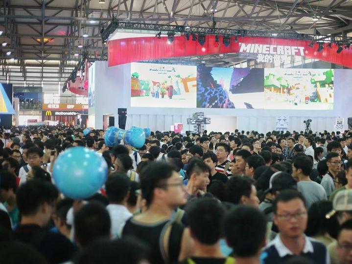 中國會展業正趕超傳統會展強國