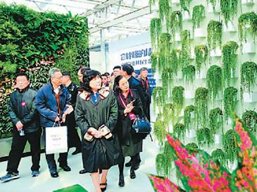 北京農業嘉年華主打科技牌