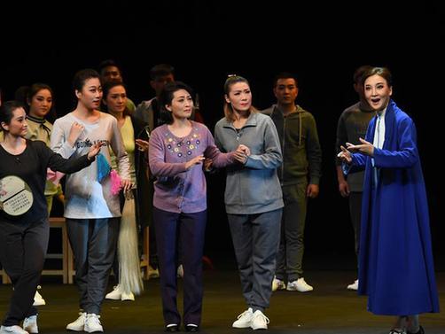 第八屆中國京劇藝術節在南京開幕