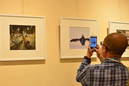 甘肅民間民俗影像展開展 呈現絲路文化獨特魅力