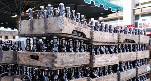 第21屆柏林國際啤酒節開幕