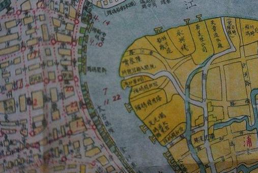 200余幅上海古舊地圖發布 圖説500年上海變遷史