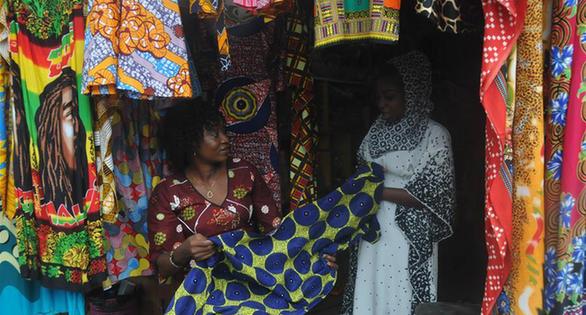 非洲藝術與工藝品博覽會在阿布賈舉行