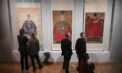 """明清肖像畫與歐洲同時期肖像畫""""同框"""""""