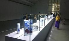 中國首博藏品亮相波蘭