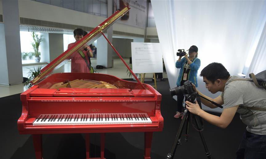 """""""意大利歷史鍵盤樂器展:從克裏斯多佛利至今""""展覽在京開幕"""
