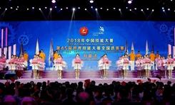 第45屆世界技能大賽全國選拔賽在滬開幕