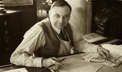 匈牙利舉辦畫展紀念已故建築師鄔達克