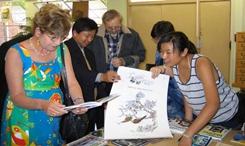 中國主題圖書展在南非開幕