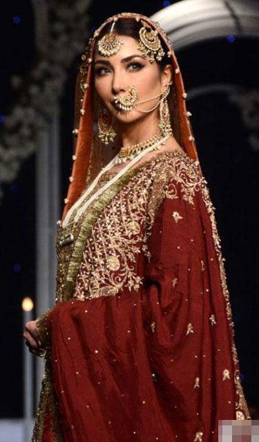 巴基斯坦婚禮時裝周