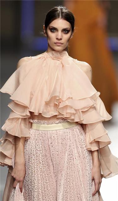 葡萄牙時裝周——米卡埃拉·奧利維拉品牌時裝秀