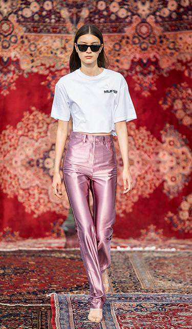 哥本哈根時裝周——MUF10品牌時裝秀