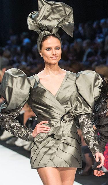 立陶宛設計師舉辦2020春夏時裝秀