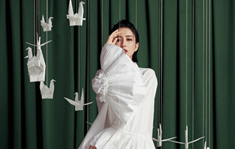佟麗婭 美颯有型彰顯時尚態度