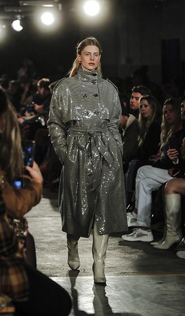 裏斯本時裝周——設計師卡羅琳娜·馬沙多時裝秀