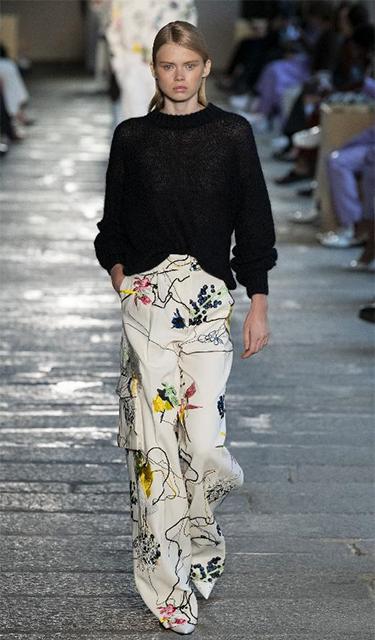 米蘭時裝周——BOSS品牌時裝秀