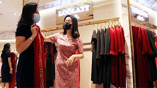 擁抱數字化變革 國産服裝品牌崛起正當時