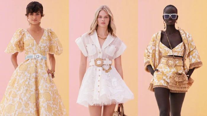 這個夏季怎能少了一條好看的長裙呢?