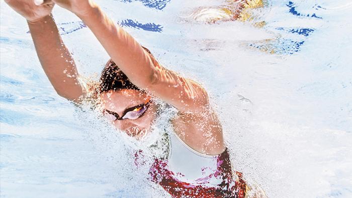 泳衣 時尚與科技的晴雨表