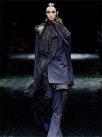 巴黎時裝周:讓·保羅·高緹耶品牌發布秋冬高級定制新品