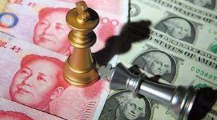 中國3月減持104億美元美國債