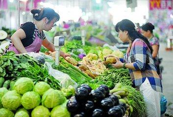 12月第2周食用農産品價格上漲0.8% 已連漲4周