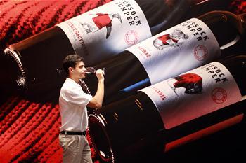【高清圖集】2018年杜塞爾多夫國際葡萄酒和烈酒展覽會開幕