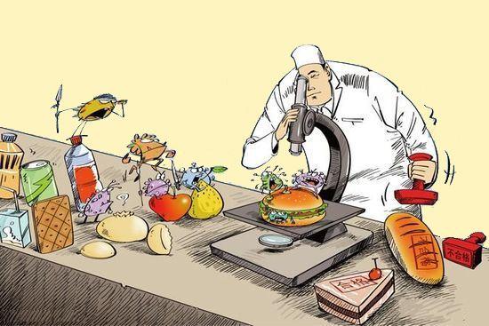 國家市場監管總局通報11批次食品不合格情況