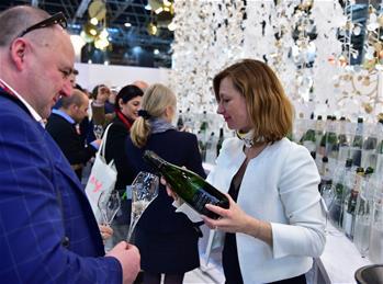【高清圖集】2019年杜塞爾多夫國際葡萄酒和烈酒展覽會開幕