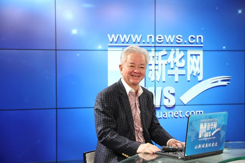 古潤金:中國是我的根 完美要扎根中國回饋社會