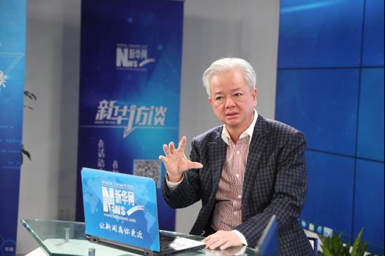 古潤金:改革開放促進僑商歸國投資興業
