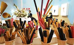 第22屆中國冰淇淋及冷凍食品産業博覽會在天津開幕