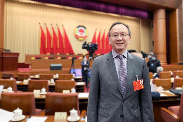 李惠森:加強推廣中醫藥健康文化 推動中國家族企業有序傳承