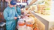 市場監管總局:嚴守外賣餐飲安全底線