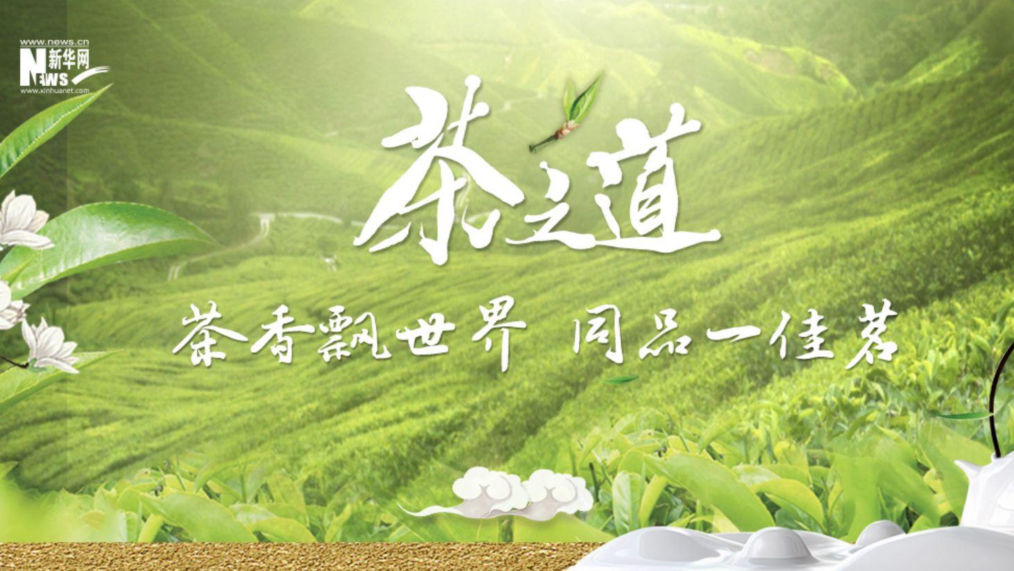 茶之道——茶香飄世界 共品一佳茗