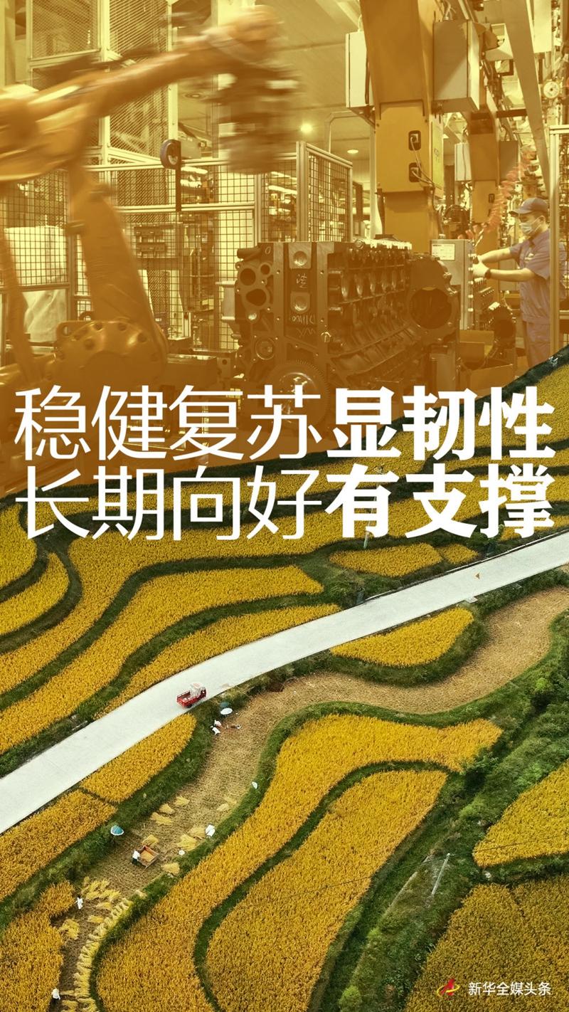 """这份中国经济""""秋季报""""彰显韧性"""
