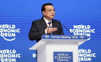 """李克強:中國經濟不會出現""""硬著陸"""""""