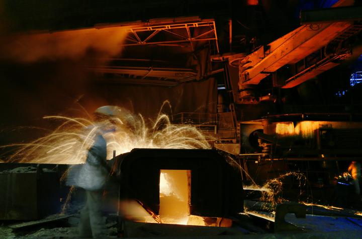 """""""鋼鐵巨輪""""是怎樣煉成的"""